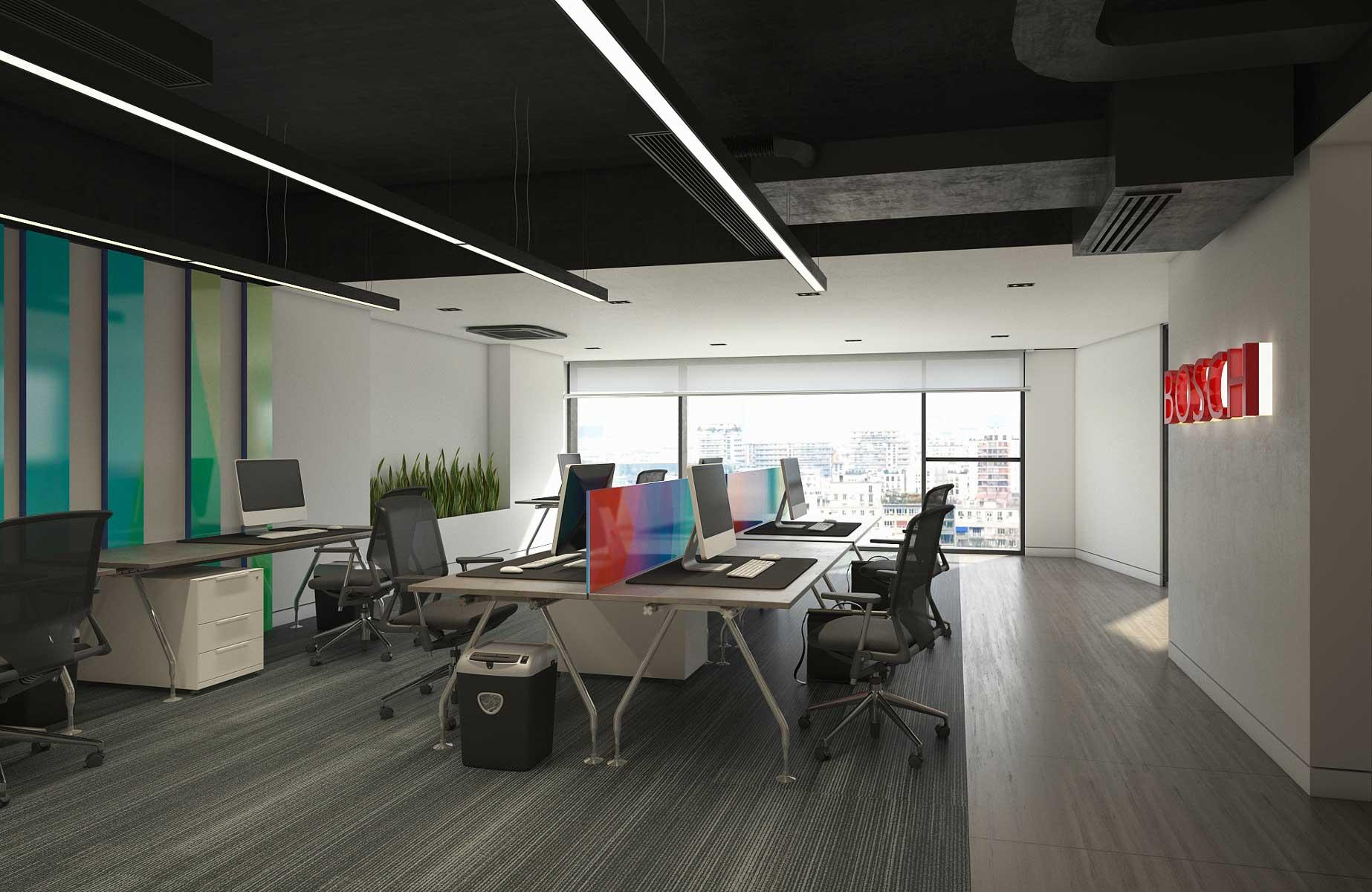 06- Bosch Office Building