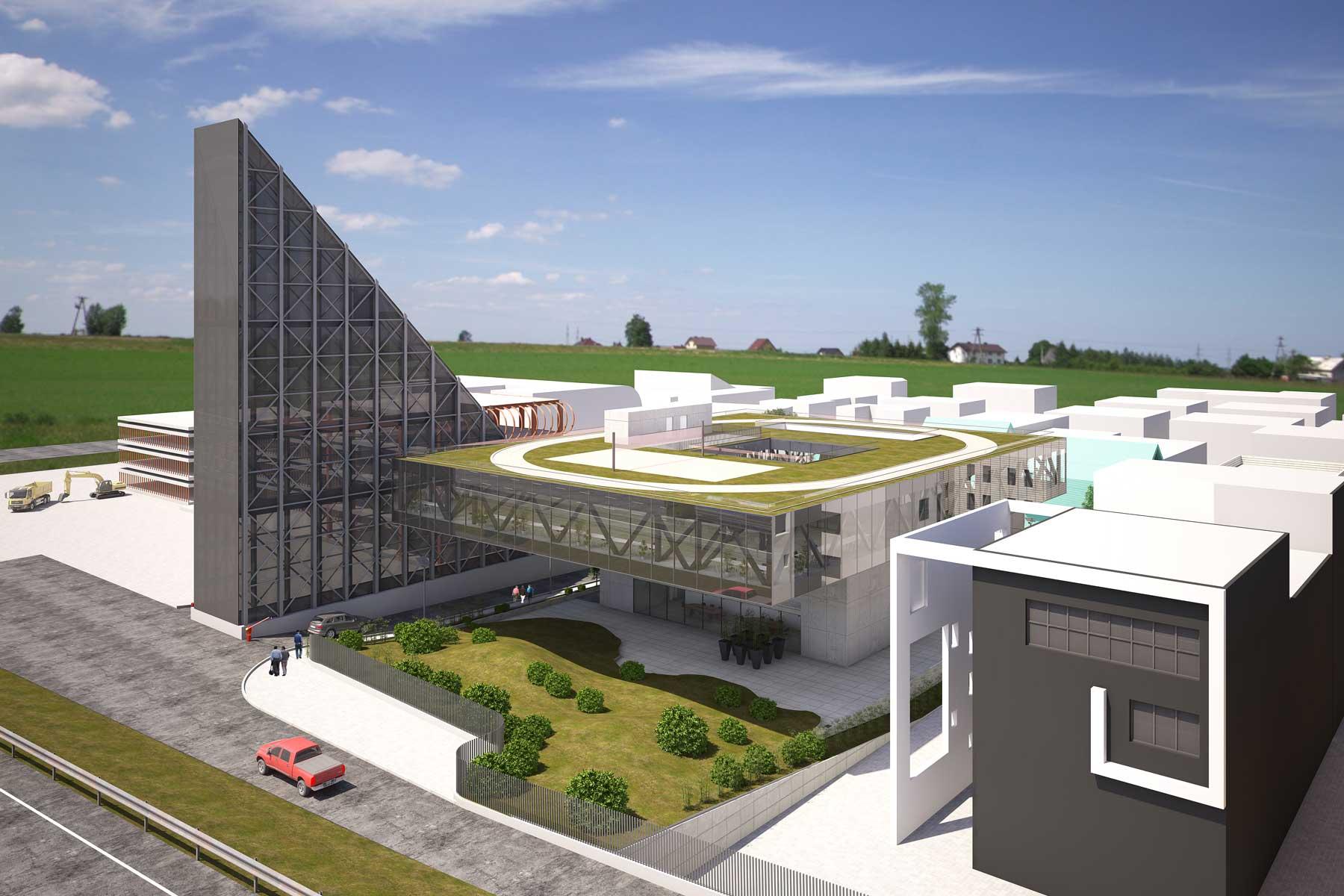 14- Asan Pardakht Headquarters Building