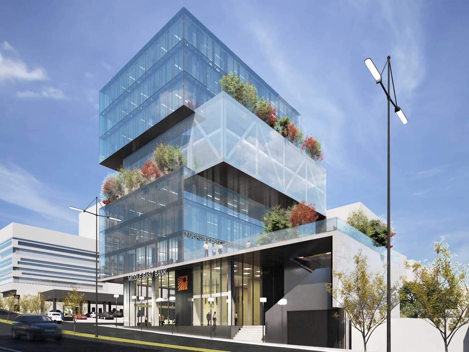 12-Jordan Office Building