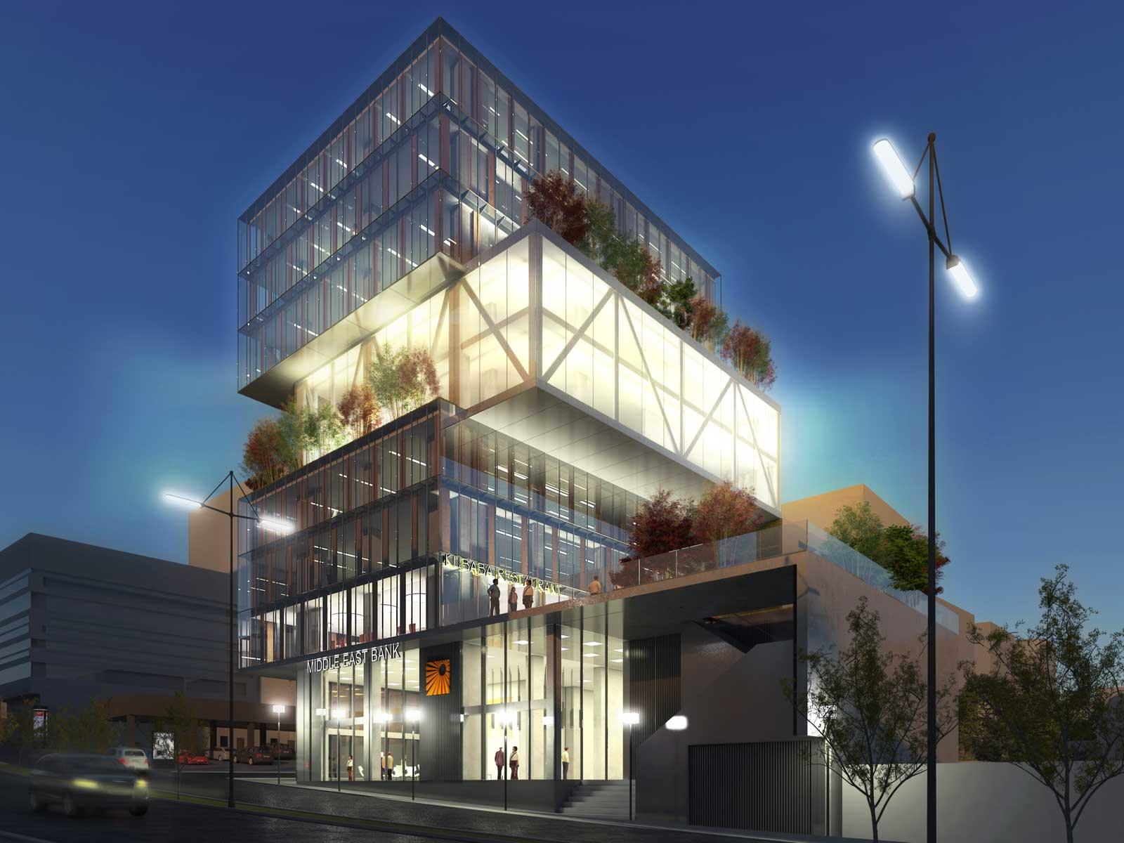 13-Jordan Office Building