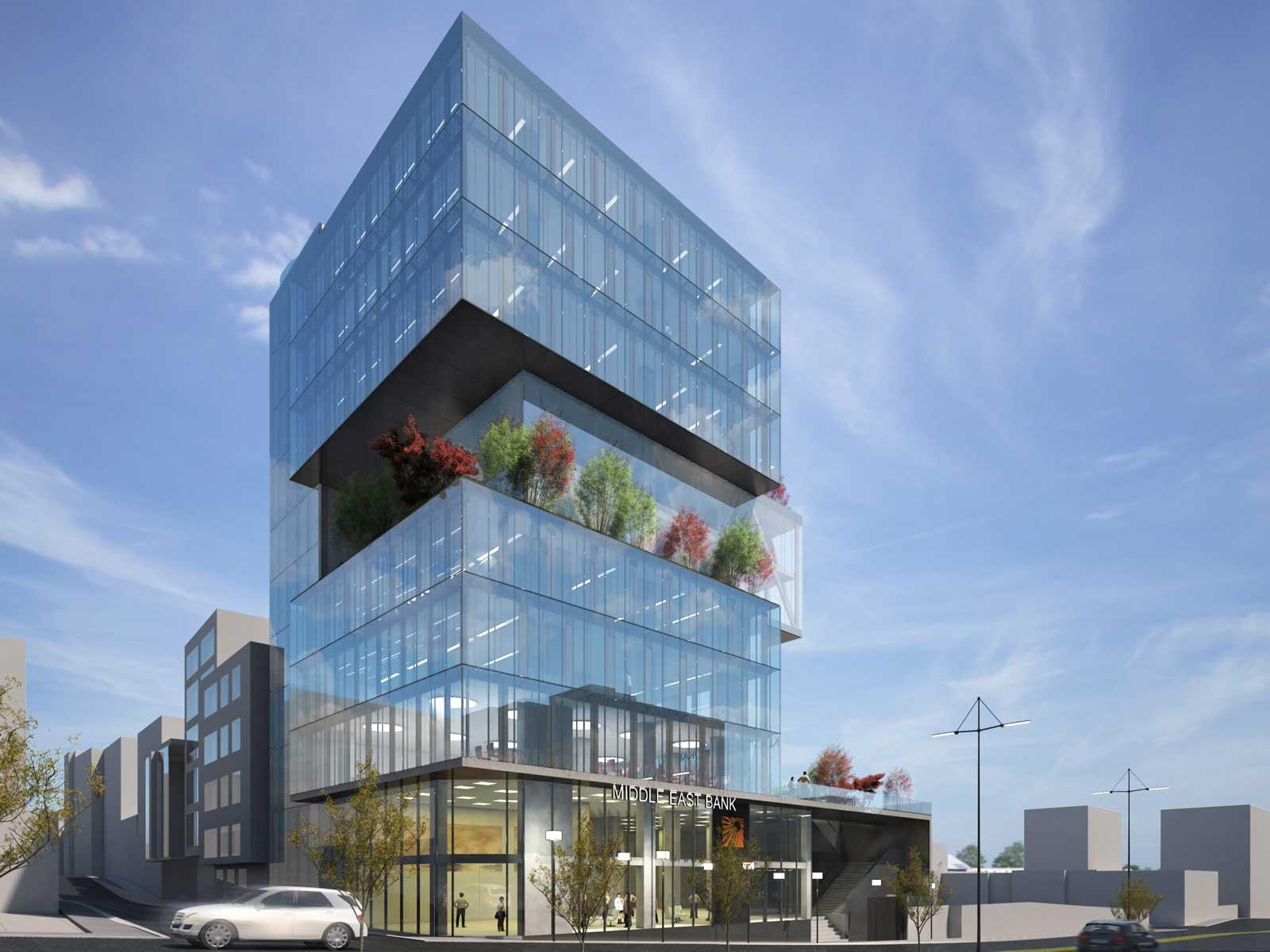 16-Jordan Office Building