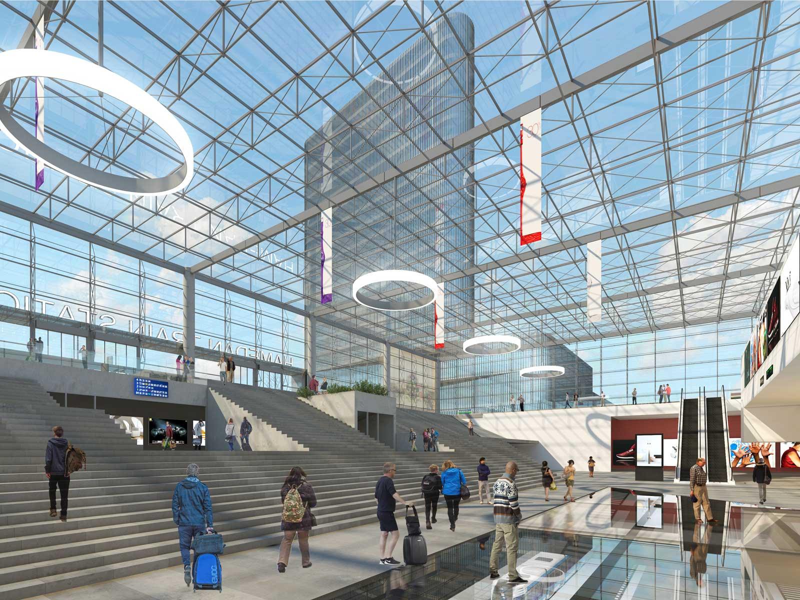 12- Hamedan Train Station