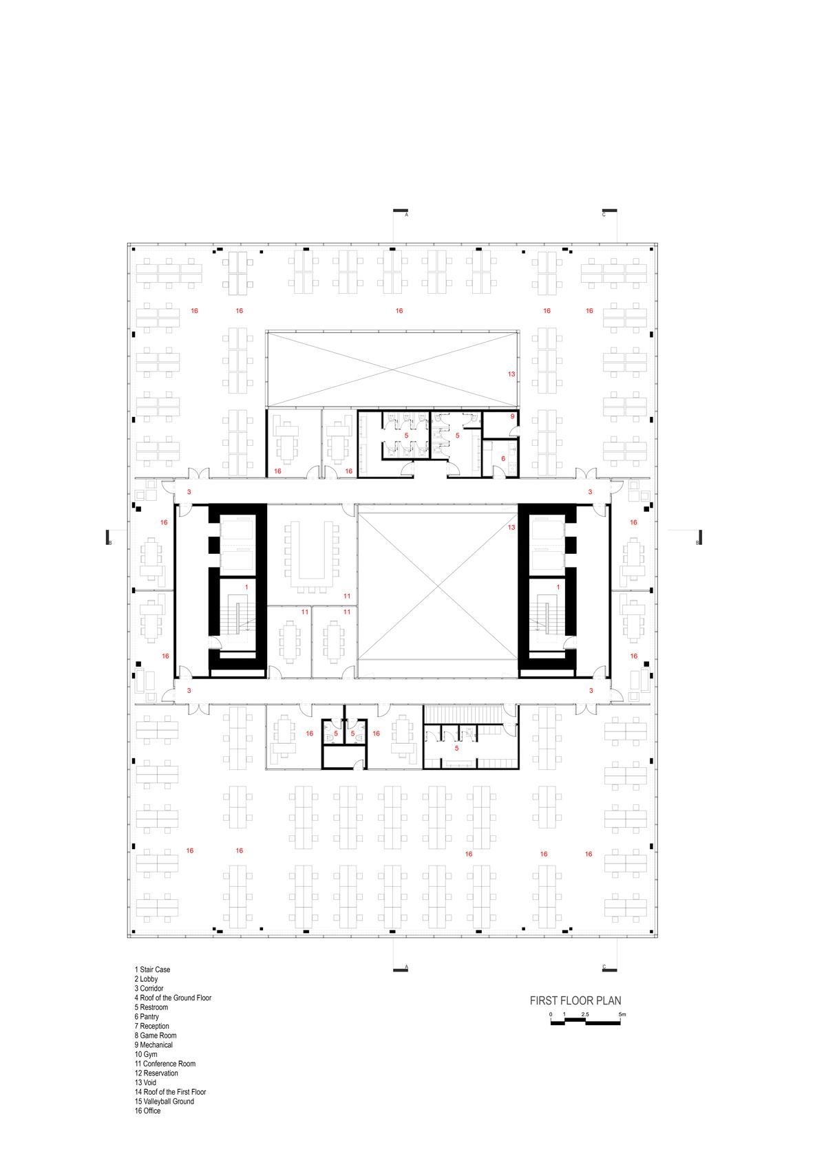 25- Asan Pardakht Headquarters Building