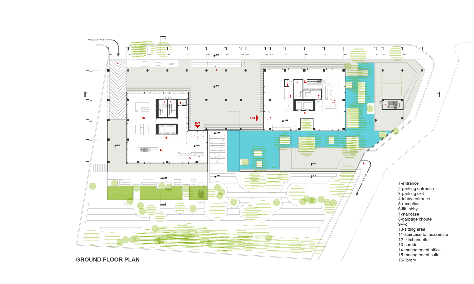 Shar Residential Complex Competition 18