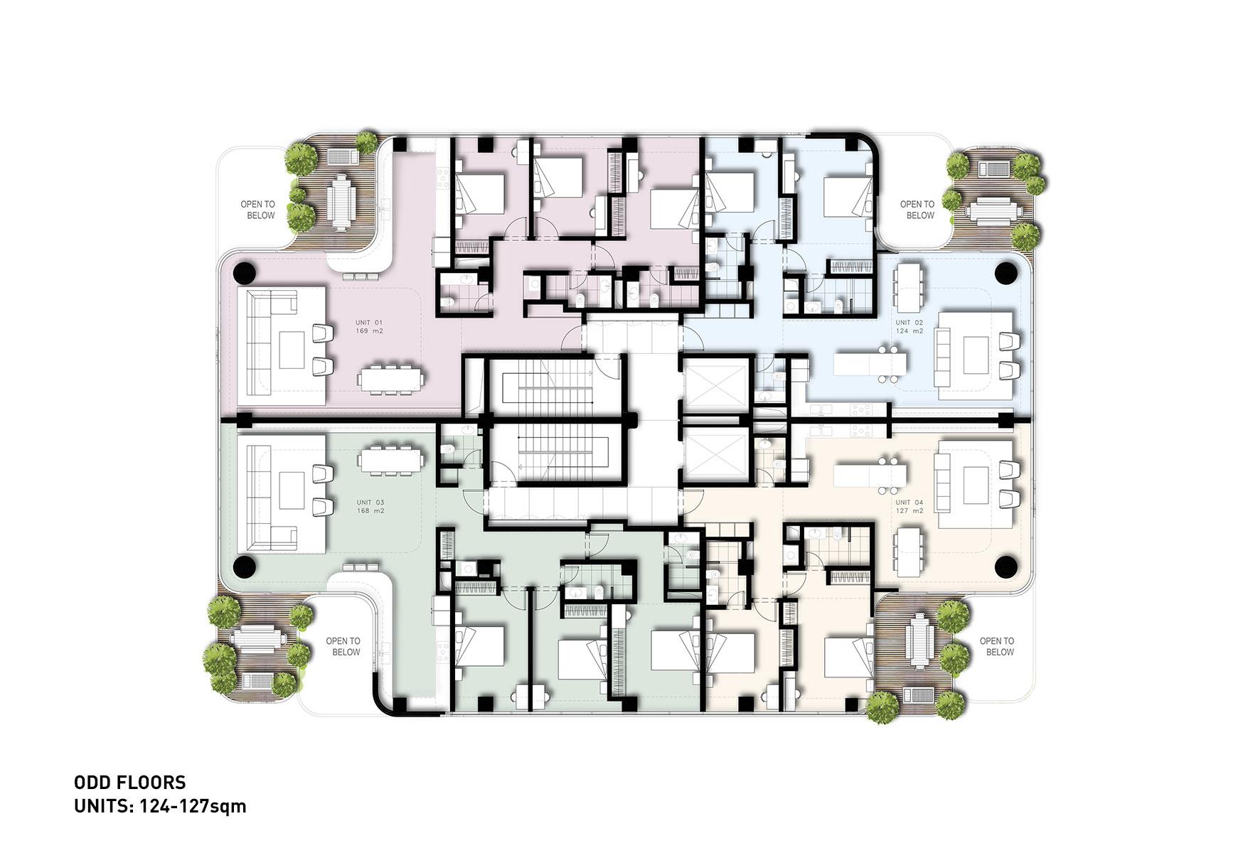 34- Charbagh Dashti Residence
