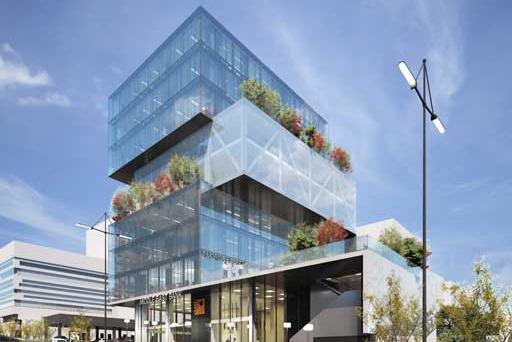 Jordan Office Building